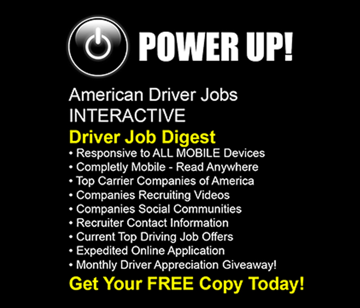 This Month's Recruiting Digest – Truck Driver Appreciation Awards, Driver Contest, State of the Industry and Much, Much More!'