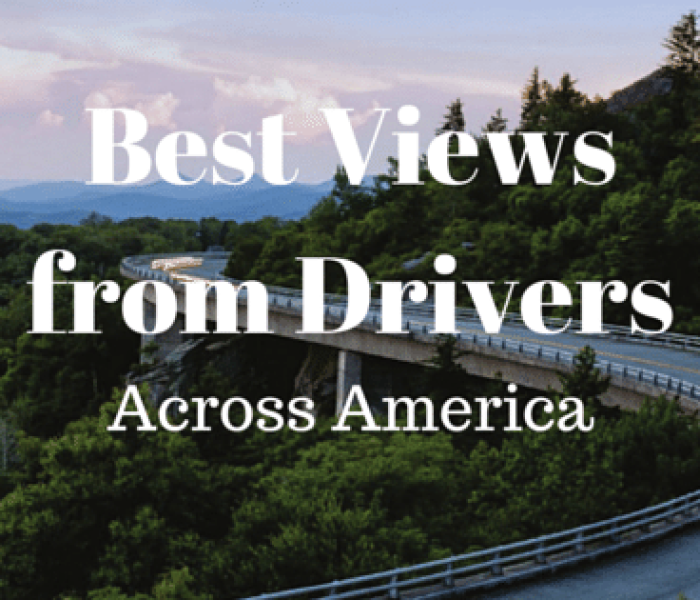 Best Views Across America – Truck Driver Submitted