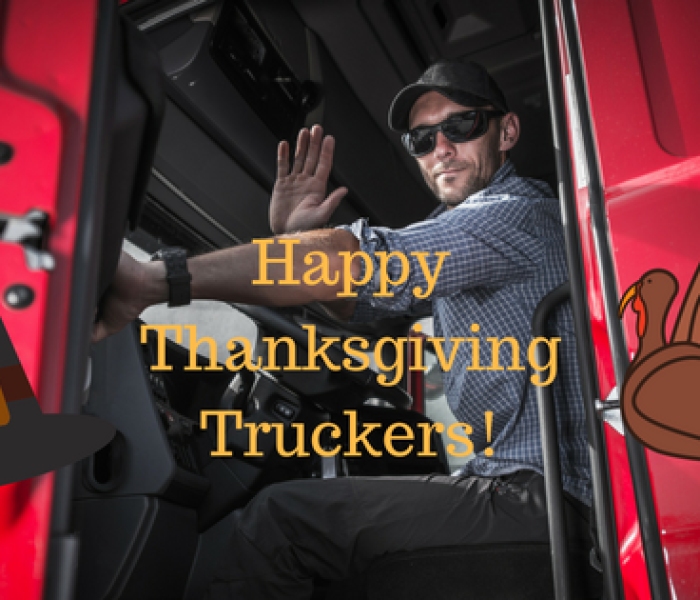 A Trucker's Thanksgiving