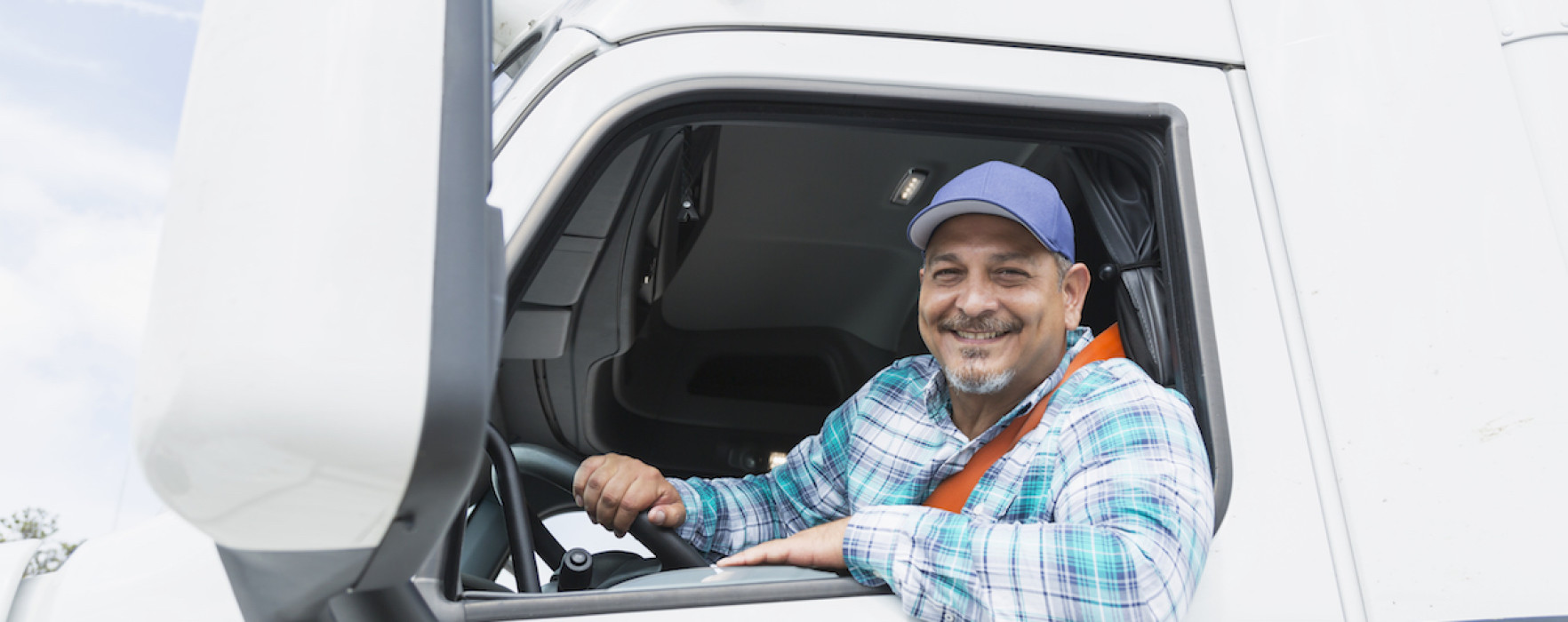 Five Reasons You Should be a Trucker